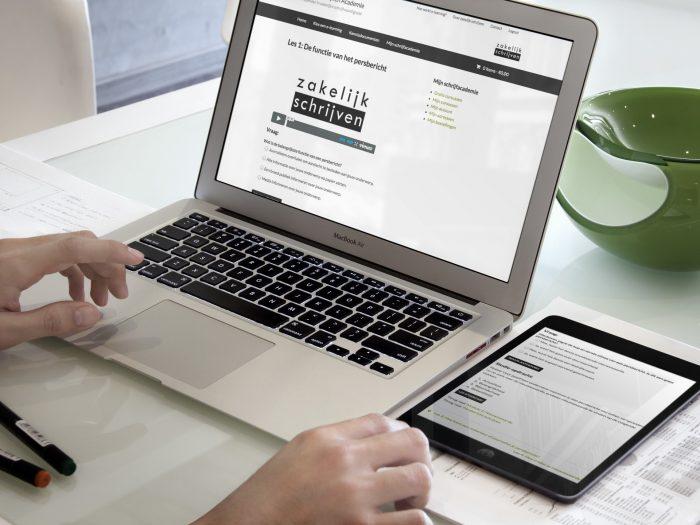 Online cursus Persbericht schrijven