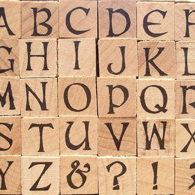 Schrijftest Foutloos spellen